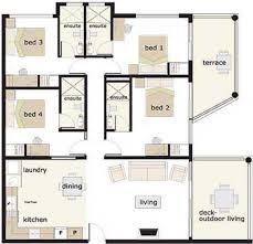 4 bedroom house designs. Brilliant Bedroom Popular Modern Four Bedroom House Plans Design New Bedrooms Designs Floor  Unique Story One Five Room Plan Flat Building Large Three Bungalow Bathroom Bath  In 4 I