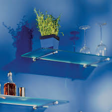 atlas metal shelf brackets shown with glassline glass shelves shown in silver instead of chrome
