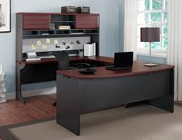 furniture desks home office credenza table. Popular Home Office Desk With Hutch Inside Townser Ashley Furniture HomeStore Desks Credenza Table
