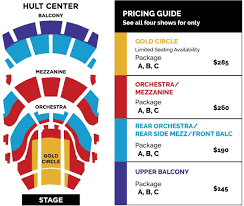 Hult Center Mezzanine Seating Chart The Hult Center Seating Chart Masonic Temple Seat Map