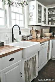 farmhouse style kitchen rugs fanciful country medium size of washable shabby chic decorating ideas 37