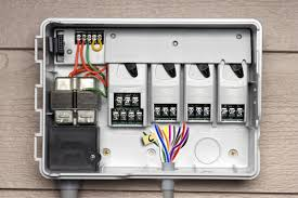 irrigation control box. Wonderful Box Inside Of An Irrigation Controller Marking Wires Throughout Control Box Sprinkler Warehouse