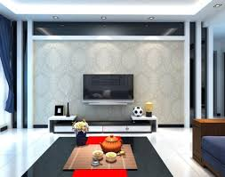 tv wall decoration for living room with a stylish shelving unit