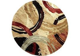 8 round rugs creative ideas 8 round rugs faded dream brown multi rug area rugs 8 round rugs