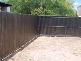 Interesting Sheet Metal Fence How To Make A In Design Decorating