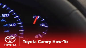 2009 Toyota Camry Tire Pressure Light 2007 2009 Camry How To Tire Pressure Monitoring System Toyota