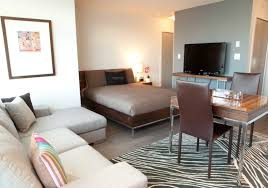 Vancouver Furnished Studio Apartment Rentals