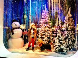 Christmas Windows In NYC | NYC Photography