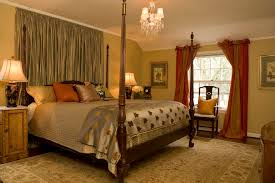 traditional bedroom design. Example Of A Classic Bedroom Design In Portland With Beige Walls: Marvelous Master Traditional I