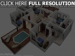 3d 4 bedroom house plans. 3d plan for a 4 bedroom house floor plans bun luxihome