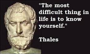 Greek Philosophers Quotes Adorable Image Gallery For Greek Philosopher Thales Quotes Pinterest