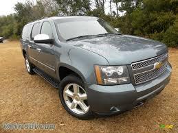 2008 Chevrolet Suburban 1500 LTZ in Blue Granite Metallic - 137498 ...