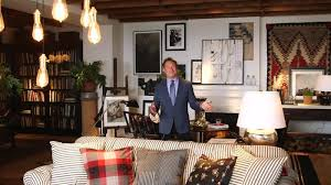 Watch Take A Peek At Ralph Lauren Home's New West Village Collection Fascinating Apartment Designer Collection
