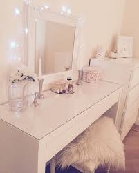 Dressing Table Shabby Chic Ikea Malm Dressing Table Ideas