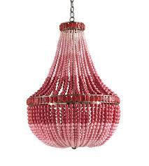 currey company flamingo 3 light chandelier in pyrite bronze pink 9999 photo