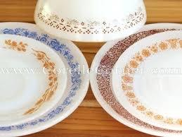 Corningware Dishes Patterns