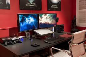 stylish home office computer room. gaming desk computer and on pinterest regarding stylish home office room f