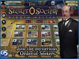 Hidden object games are all about finding things. The Secret Society Hidden Mystery Hd Review Ios Game Chronicles Hd