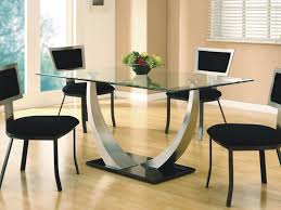Glass Kitchen Table Sets Extendable Glass Kitchen Tables Modern Kitchen Table Set Square