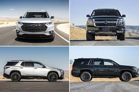 5 Reasons To Buy A Full Size Suv Over A Large Crossover And