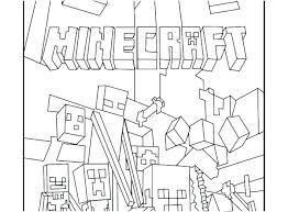 Minecraft Sword Coloring Pages Printable Coloring Pages Packed With