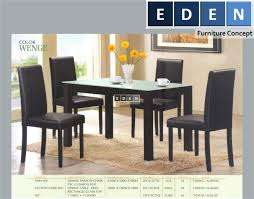 furniture malaysia kitchen dining table set meja makan set 915whts