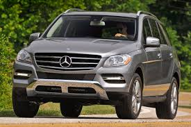 Mercedes-Benz M-Class - Information and photos - MOMENTcar