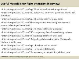 interview questions flight attendant flight attendant interview ideal vistalist co