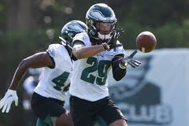 One Page Nfl Depth Chart Eagles Depth Chart Revealed Ahead Of Philadelphias First
