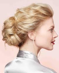Mother Of Groom Hairstyles Diy Wedding Hairstyles Martha Stewart Weddings