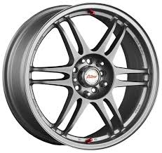 Kosei K1-TS Version <b>7x17</b>/<b>5x114</b>.<b>3</b> ET50 Silver Wheel specifications ...