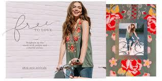 Women\u0027s Clothing, Jewelry, Dresses, Shoes \u0026 Gifts | francesca\u0027s