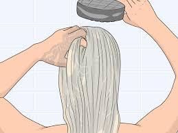 how to bleach dark brown or black hair