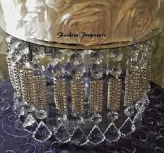 cake stand wedding cake stand wedding crystal cake stand with beutiful hanging acrylic crystals with a faux rhinestone
