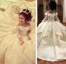 <b>Sweet Off</b>-shoulder Neck Flower Girl Dresses Special Occasion For ...