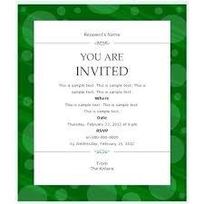 Format Invitation Card Invitation Name Card Template Hellotojoy Co
