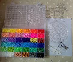 5mm hama beads 12 box set3 big template 5 iron papers 2tweezers p40325 150816