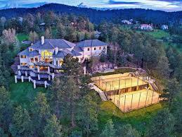 pro athlete mounn pound springs ranch colorado wow houses golden