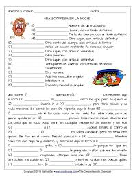 High School Spanish 2 Worksheets Worksheets for all | Download and ...