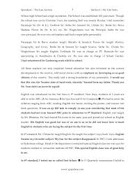 about my school essay in english application essay sample papers essay on my school english i translation and examples