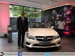 Mercedes benz currently offers 19 cars in india. Mercedes Benz India Ceo Eberhard Kern To Leave India Drivespark News