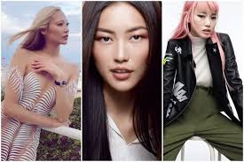 Asian model named paris