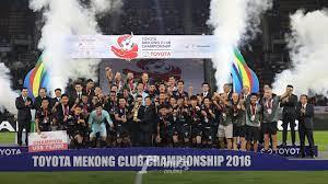 ประมวลภาพ 'บุรีรัมย์' ไล่ทุบ 'ล้านช้าง' 2-0 ซิวแชมป์ แม่โขงฯ 2016 -