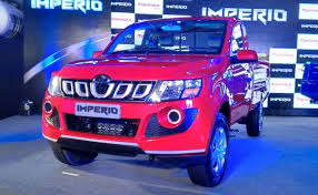 mahindra new car releaseMahindra Imperio Launched Price in India Starts at Rs 625 lakh