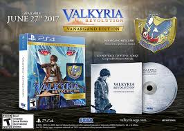 June Release Revolution Set For This Digital Date Rice Valkyria -
