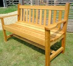 Top 63 Magnificent Unique Wood Benches Wooden Garden Designs