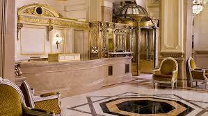 The St Regis Lobby