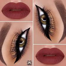 22 smart glam makeup idea for fall 2018mac tutorials beginners brown eyes best face how to