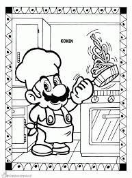 Kleurplaten Super Mario Kleurplaten Kleurplaatnl
