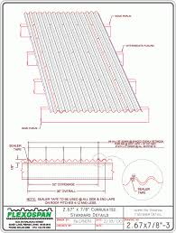 install corrugated metal siding are corrugated metal roofs a viable option for homes in install corrugated